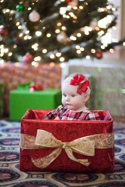 Ideias fotos bebe natal