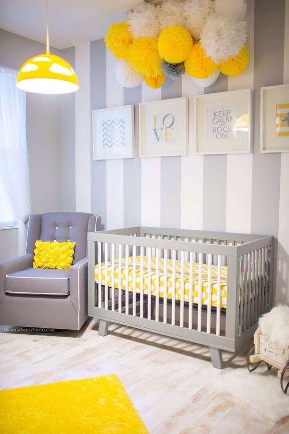 decoraçao para quarto bebe