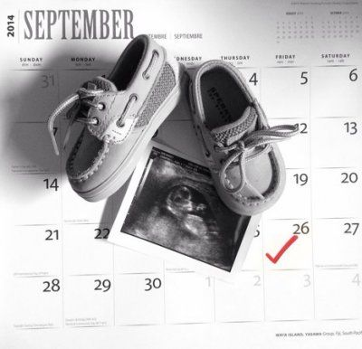ideias criativas anunciar gravidez 6