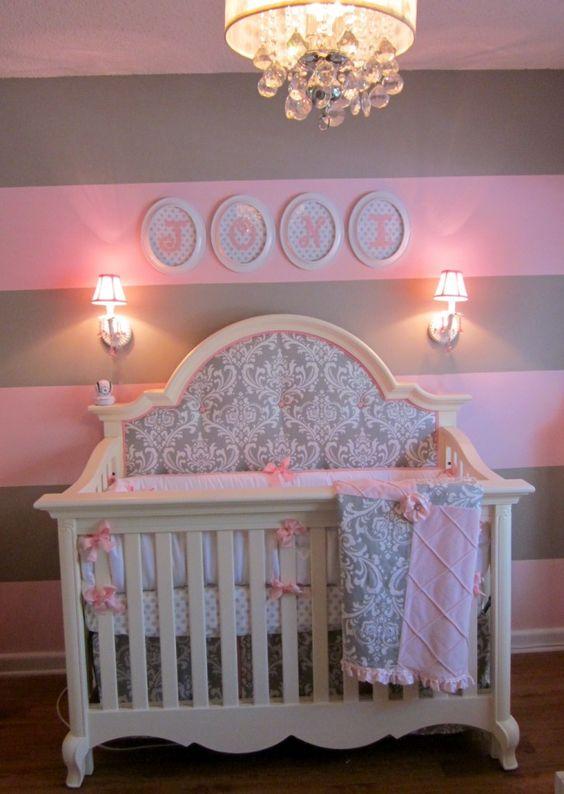 ideias decoraçao quarto bebe