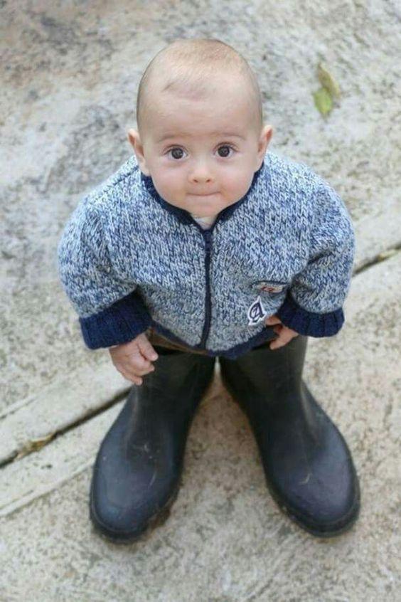 ideias engraçadas fotos bebes