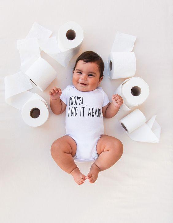 ideias giras fotos bebes
