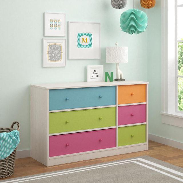 mobilia para bebe pintada 2