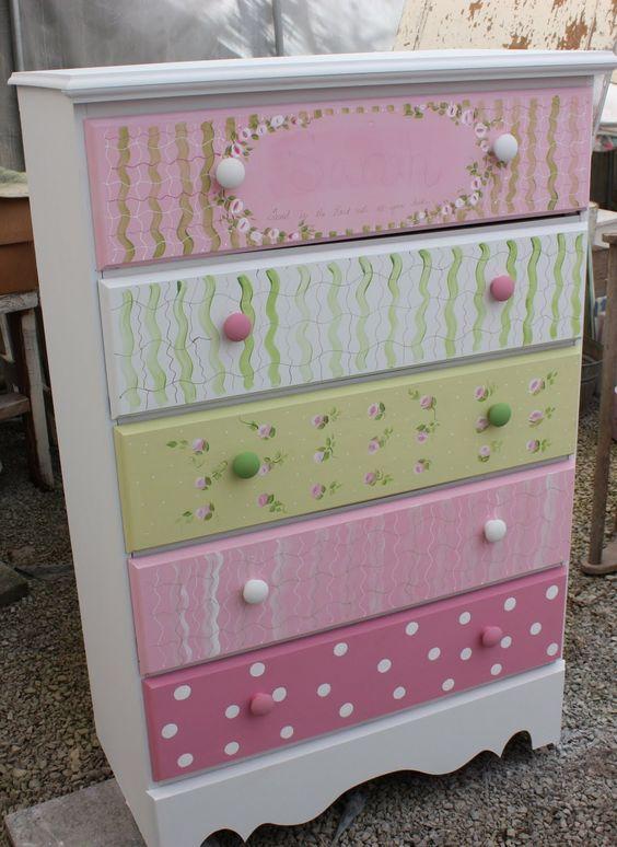 mobilia para bebe pintada 3