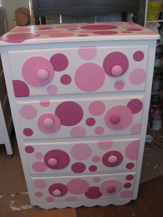 mobilia para bebe pintada 5