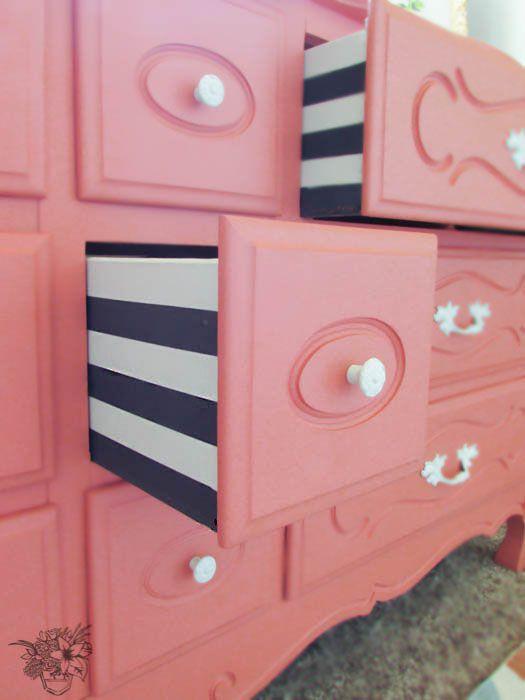 mobilia para bebe pintada