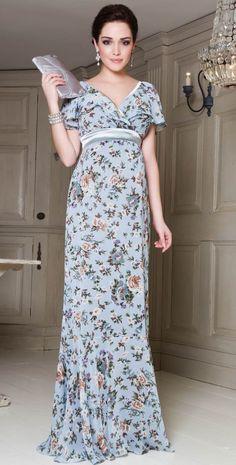 vestido madrinha gravida 9